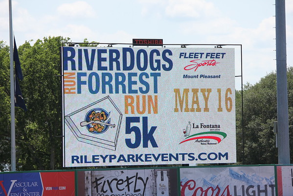 12th Annual Run Forrest Run 5K Race May 16, 2015