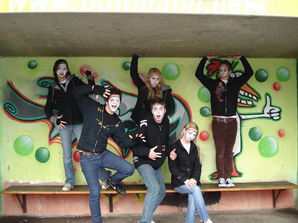 High School Mission Trip 2006