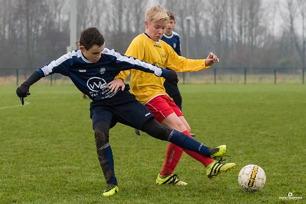 06/01/2018: KVV Laarne-Kalken - F.C. Juventus Schoonaarde
