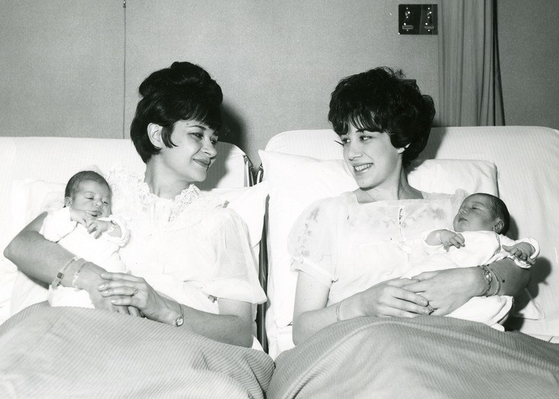 1966 002 Bryan and Laura - Shortly After Birth.jpg
