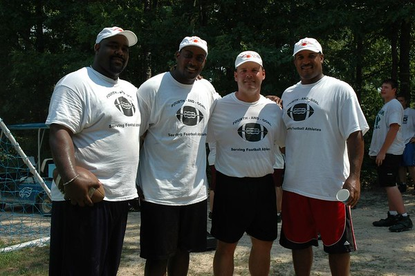 Fourth and Goal Football Camp