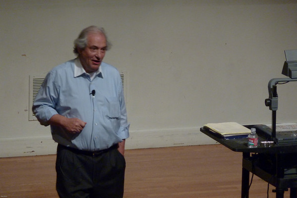 111130_Persi_Diaconis_Lecture