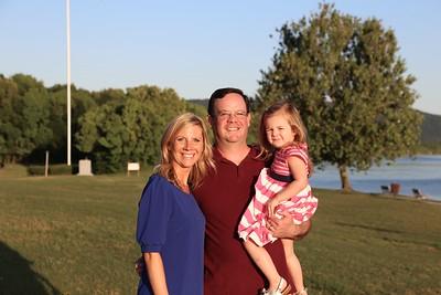 Clay, Leah and Abbie 5.23.15