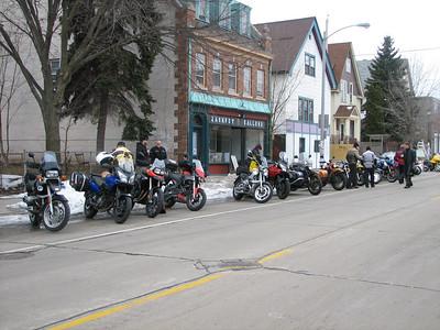 2011 Frozen Snot Ride