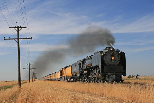 Union Pacific Steam Program