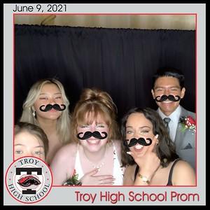 Troy High School Prom - June 9, 2021