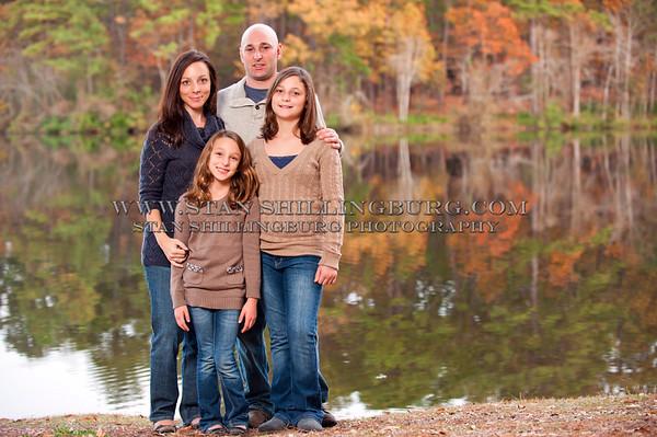 Lancia Family Portraits