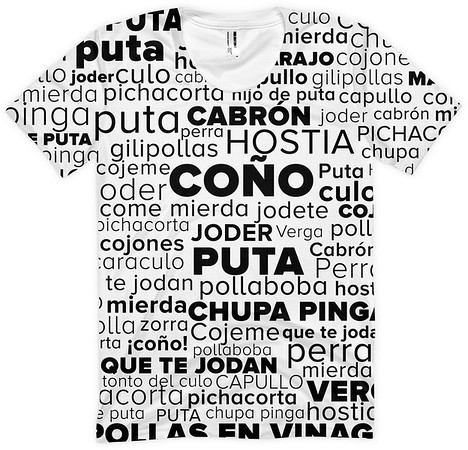 top spanish swear words