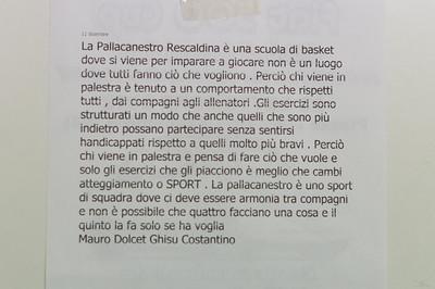 2014.01.30 - Basket - Amichevole Genitori - Figli