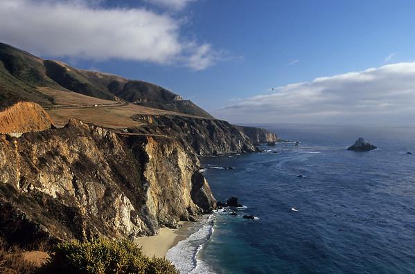 Big Sur, - 2007 California