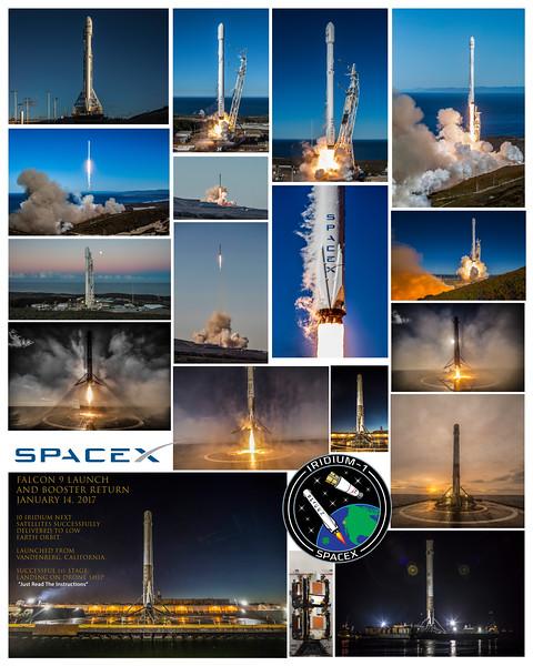 Iridium 1 - Falcon 9 Return to Flight