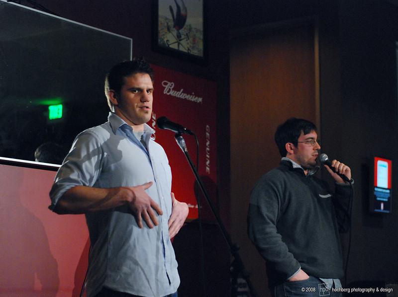 Patrick Bulger & Jesse Fernandez