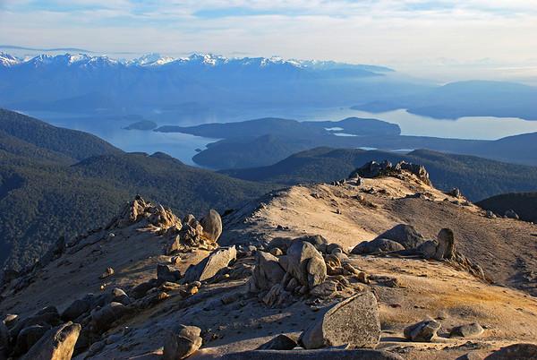 Mount Titiroa, 30 - 31 October 2010