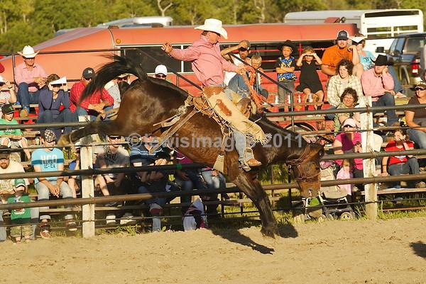 Moosomin Rodeo 2011 - Day 2