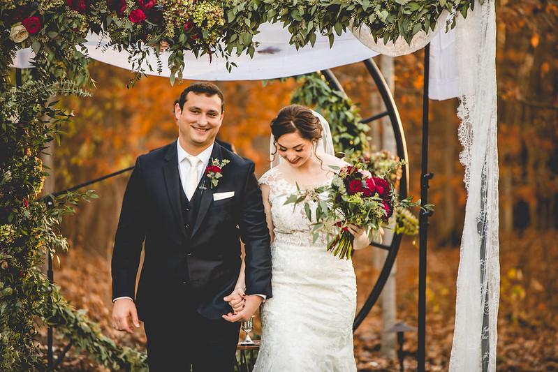 Mr & Mrs. Zyndorf l A Sapphire Creek Wedding