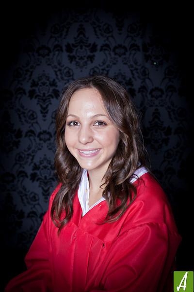 Senior Portrait - Thalya