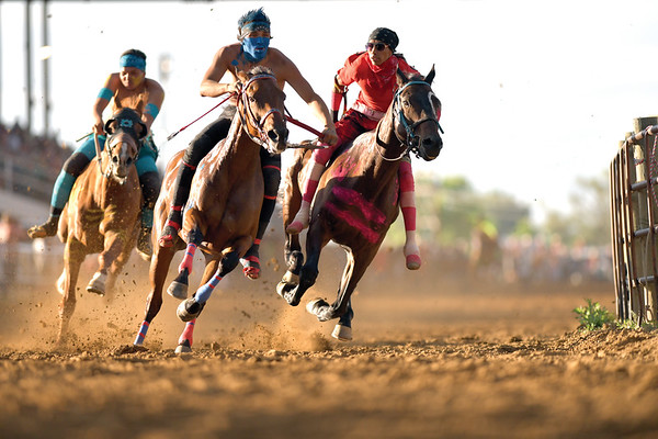 World Famous Indian Relay Races (07/10 - 07/13/2019)