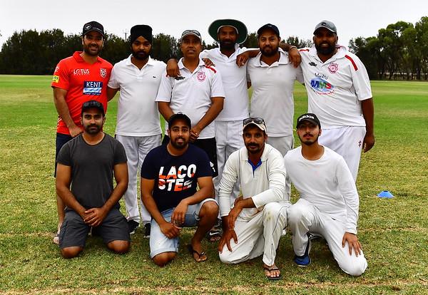 """B"" Grade GRAND FINAL Runner-Up Team Photo, Kings XI Punjab"