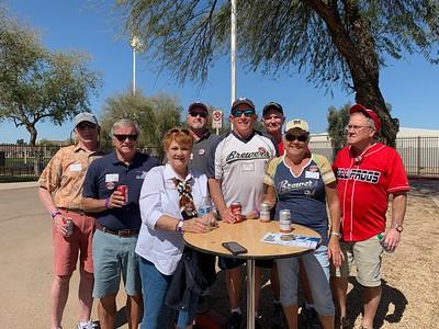 2019 UWL Spring Arizona Alumni