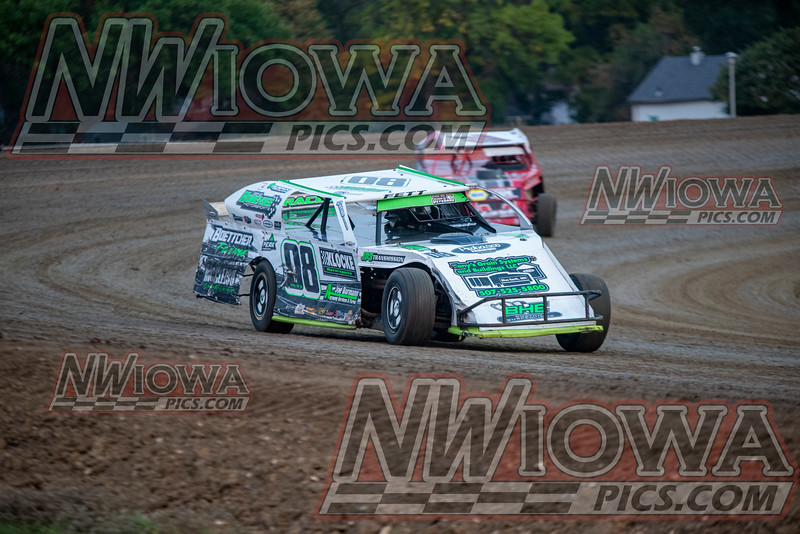 Clay County - Late Model Show - 9 - 15 - 20
