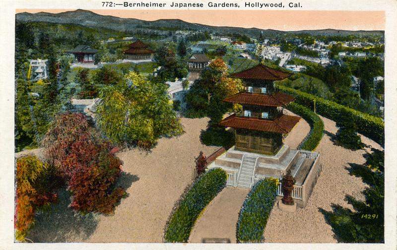 Bernheimer Japanese Gardens