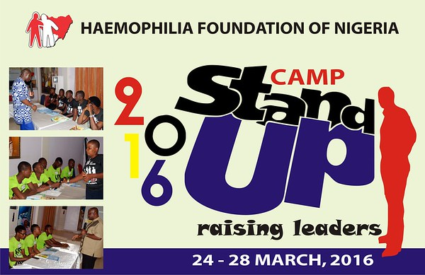 Stand Up Camp 2016