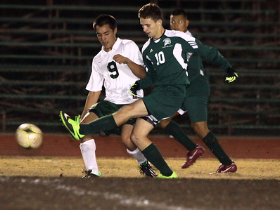 Paradise vs. Red Bluff 12/2/2013