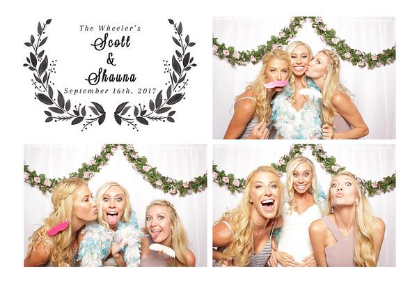Scott+Shauna ~ Wedding Photobooth