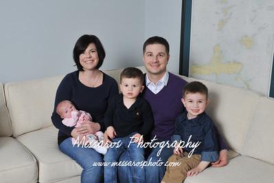 Matt Janik Family 2014