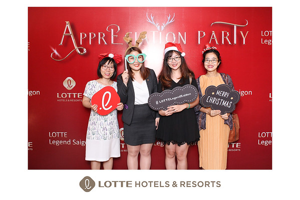 Event - Lotte Booker Appreciation Party
