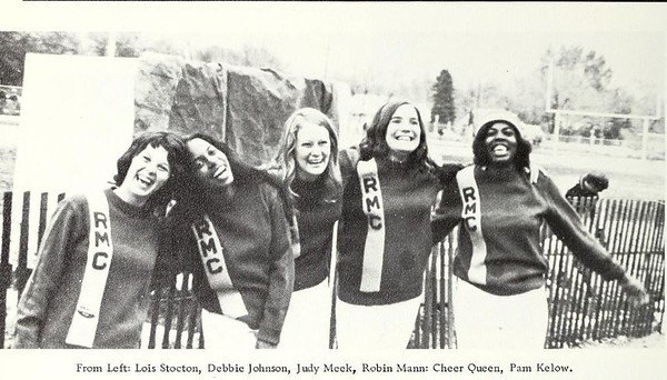 Cheer Historic Photos