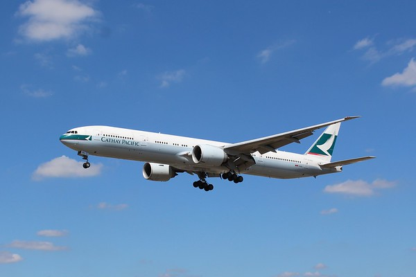 Cathay Pacific Airways (CX)