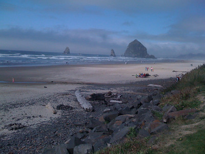 Cannon Beach Sep 2008