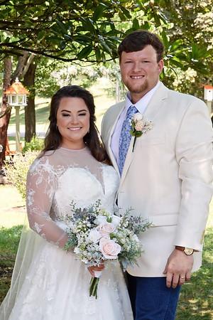 Kellie and Max Wedding