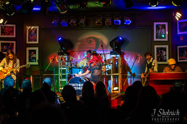 Southern Avenue at Funky Biscuit 2.22.19