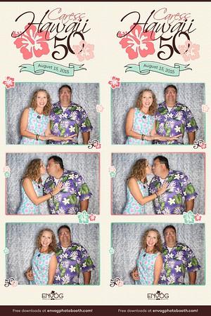 Caress Hawaii 50 (prints)