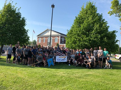 2018 Jefferson County Torch Run