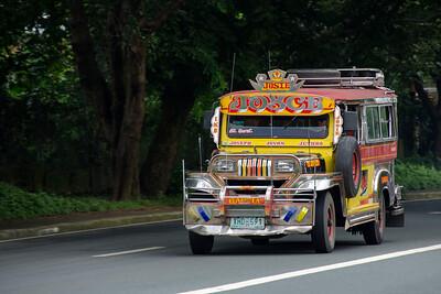 Tagaytay - jeepneys