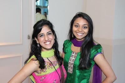 YJA 2012 | Day 1 - Registration, Ice Breakers, Bollywood Mela Night