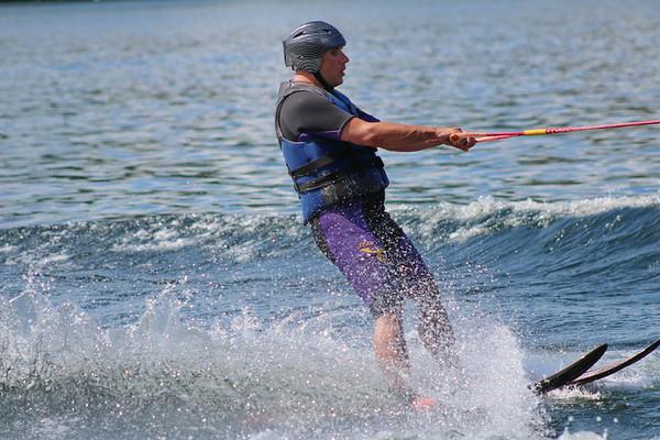 2019-06-26 EAS Waterskiing Training