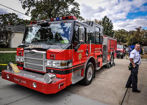 Bartlett Fire Open House 2012