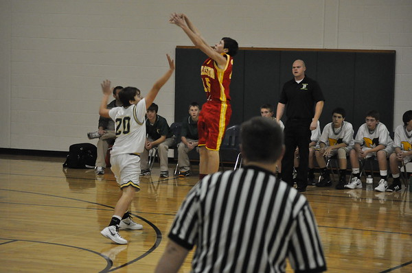 Freshman vs Mattoon 12/7/11