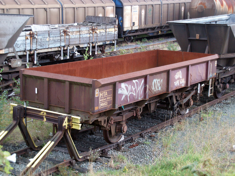 MTA 395023 Warrington WRD 14/09/09