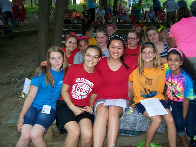 2013- 07- 15 YW Camp and Kirtland trip
