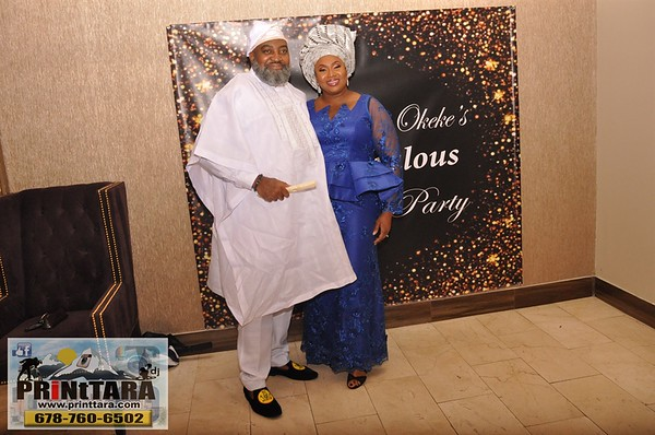 Dr.  Chinenye Okeke's  40 & Fabulous Birthday Party