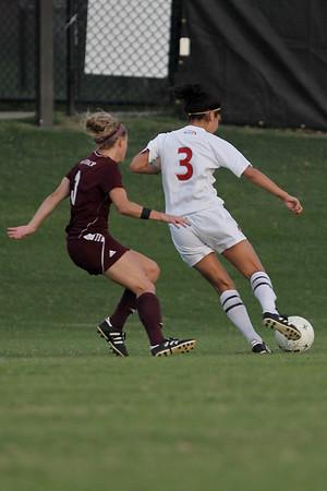 Women's Soccer vs. Winthrop