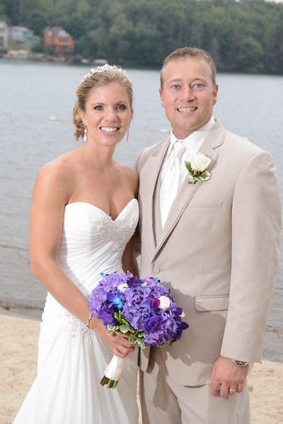 Jessica and Ryan Tomaszewski - August 31st