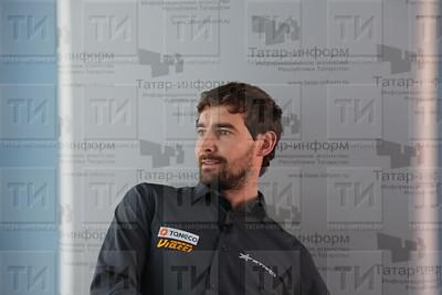 12.04.2017  Казанский автогонщик Тимур Тимерзянов (Рамиль Гали)