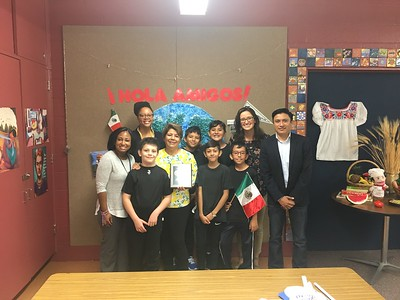 Lower School Mexico Visitors