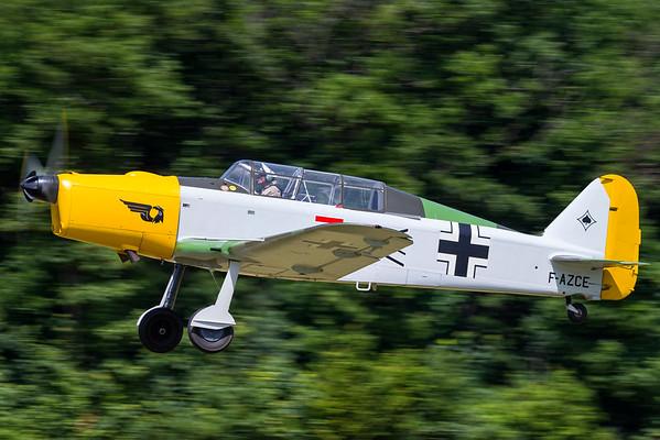 F-AZCE - Pilatus P2-06